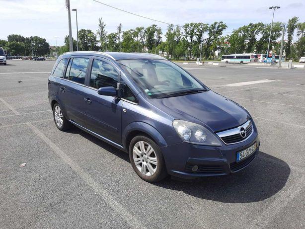 Opel Zafira B  12/2007  7 Lugares GPL