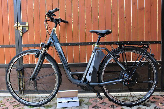 Rower z wspomaganiem Bulls Lavida, Green Mover, Bateria 17.5 Ah,Super
