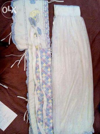 Балдахин + каркас + защита + одеяло + подушка !