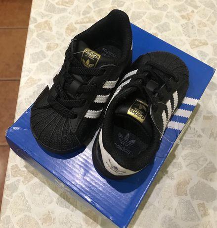 Дитячі черевики Superstar EL