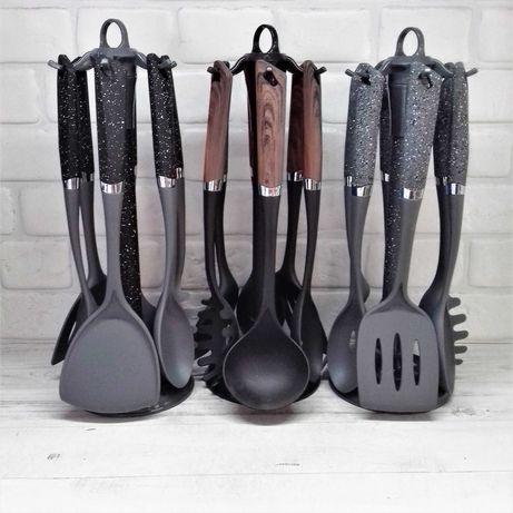 Поварёшки, кухонные принадлежности Edenberg EB-3605, 7 предметов