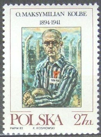 Znaczki polskie 1982/83 stan** całe serie