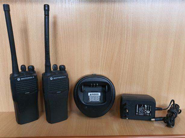 Krótkofalówki Motorola CP040 2szt