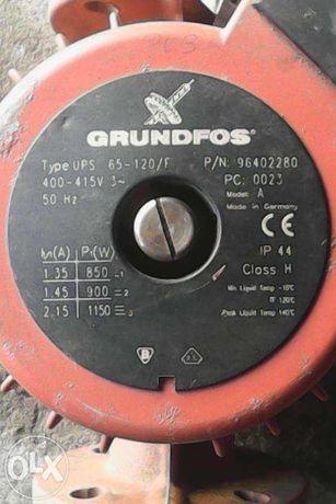 Pompa GRUNDFOS ups65-120F