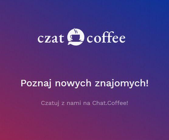 czat.coffee strona internetowa serwis portal randkowy czat kamerki