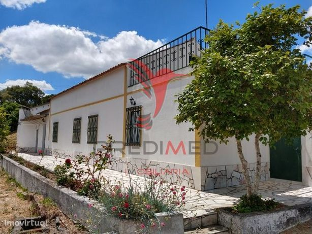 Quinta com 2 hectares Montargil