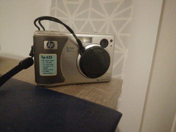 Aparat cyfrowy HP 635