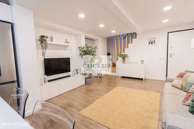 Apartamento T2 Duplex - Zona Histórica Seixal