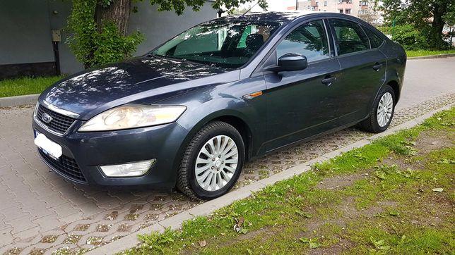 Ford Mondeo 2,0 TDCi. prod.2009,140kM, Ważne opłaty,Klimatyzacja