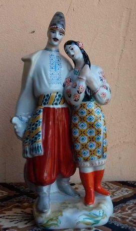 Статуэтка Левко и Оксана