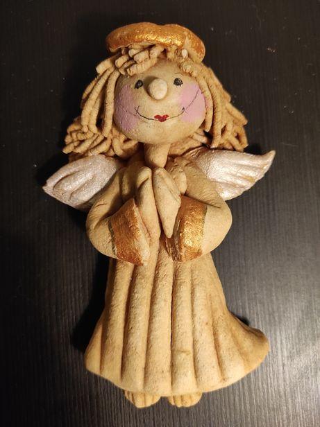 Anioł z masy solnej