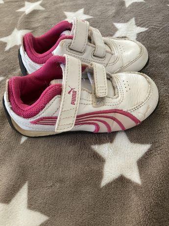 Buty dziewczęce Puma 23