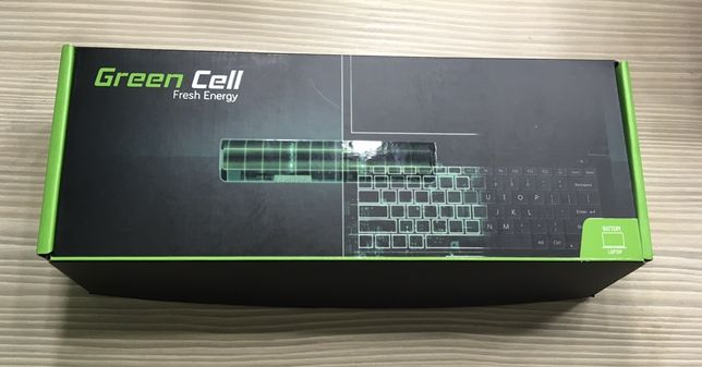 Nowa Bateria Green Cell A1280 do Apple MacBook 13