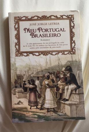 """Livro """"Meu Portugal Brasileiro"""""""