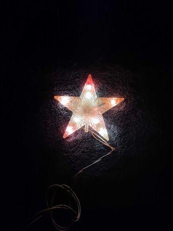 Gwiazda choinkowa prl