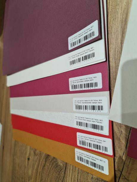 Бумага для пастели Tiziano A3, 160г/м2