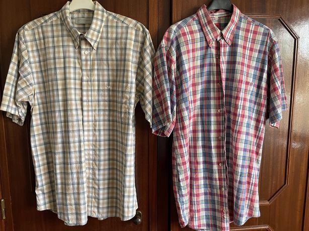 Camisas Victor Emmanuel e TEX