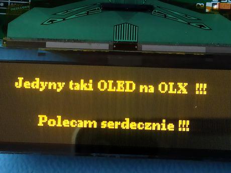 Wyświetlacz OLED 3.12 256x64 Arduino Raspberry Pi STM32 Atmega ESP32