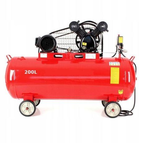 Kompresor 200L 400V 660l/min