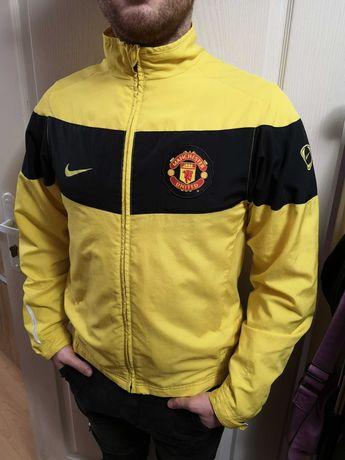 Kurtka lekka wiatrówka bluza Nike Manchester