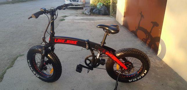 электро вело байк Like bike Colt