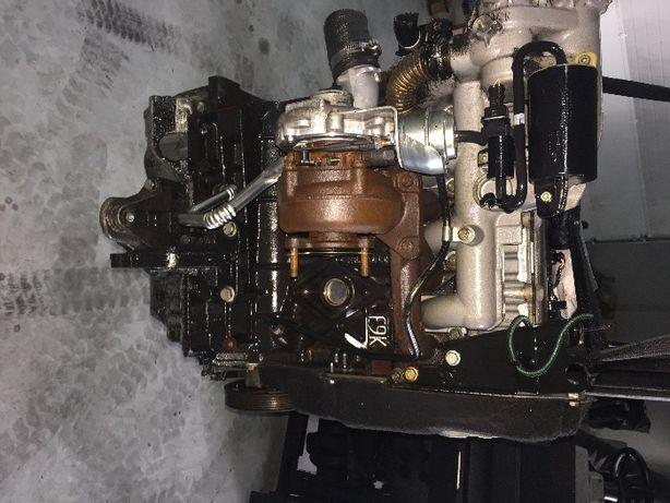 motor renault laguna 1.9dci 120cv f9q750 ano 2005