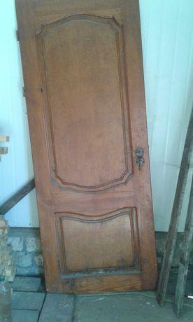 двері вхідні дерев`яні з одвірками тамбурні