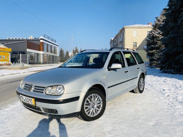 Продам Volkswagen Golf 4 из Германии