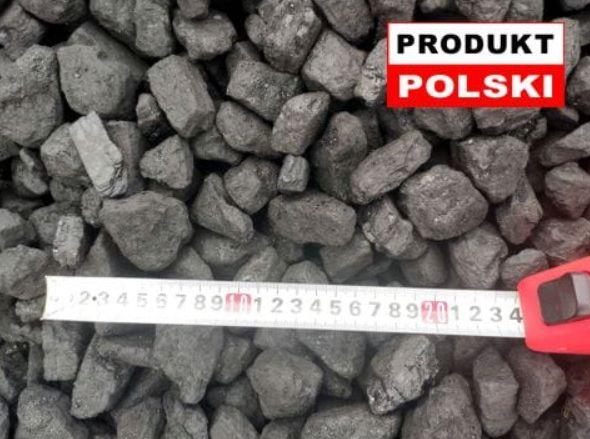 Węgiel groszek polski 24Mj/kg do kuchni, pieców CO luzem i workowany Turów - image 1