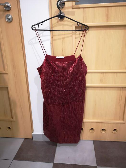 Sukienka w cekiny Mango 40 Wrocław - image 1