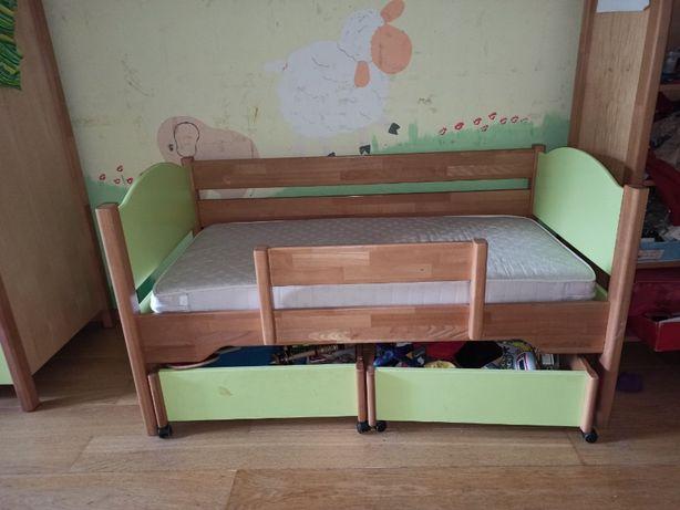 Кровать Энран (Enran), серия Эльф, кровать (матрас 140х70)