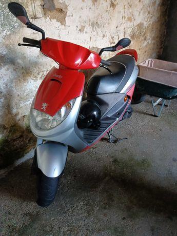 Sccuter Peugeut Vitali 50cc.