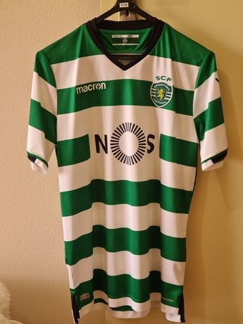Camisola Sporting 17/18