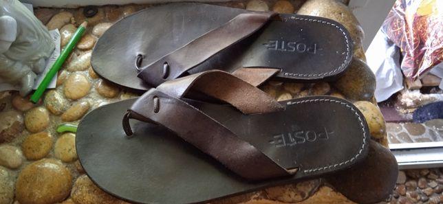 Обувь сланцы тапки