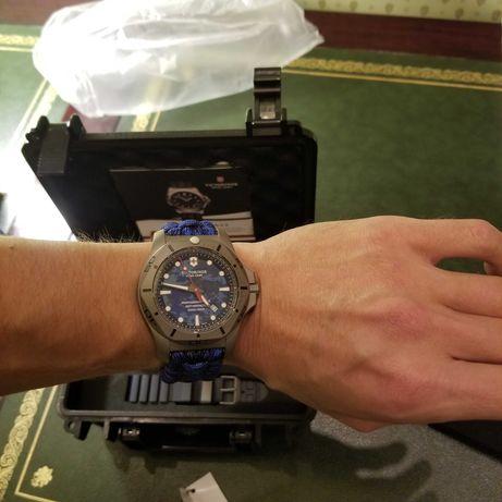 Часы швейцария Victorinox I.N.O.X. Diver 45мм крупные