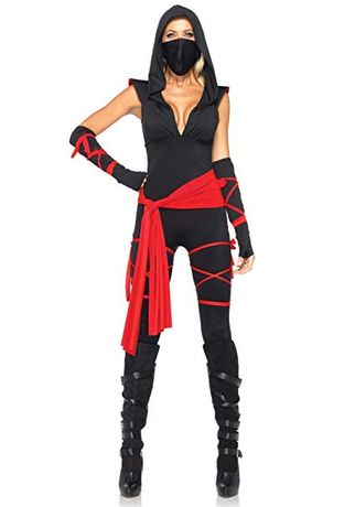 n357 kostium kobieta ninja dziewczyna