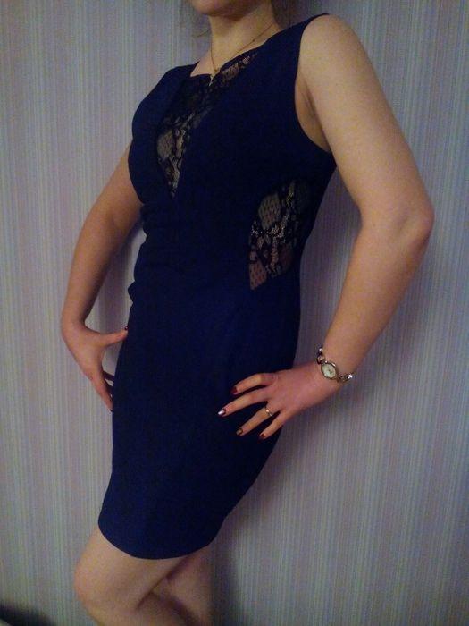 Платье с гипюровыми вставками Харьков - изображение 1