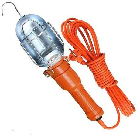 Фонарь-переноска.Светильник автомобильный.Лампа-удлинитель. 5м