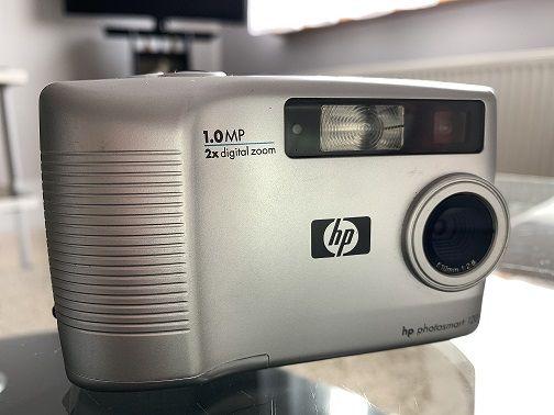 Aparat hp photosmart 120