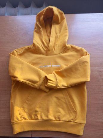Bluza chłopięca z kapturem 5 10 15
