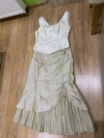Sukienka- gorset+spódnica
