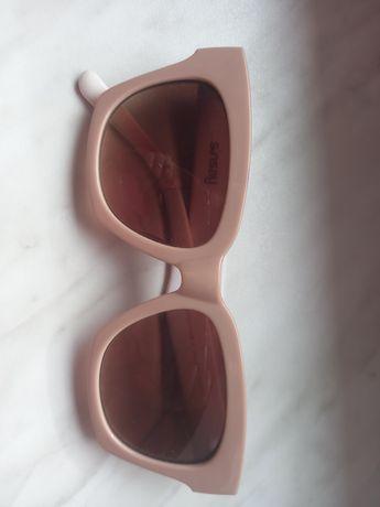 Okulary słoneczne damskie.