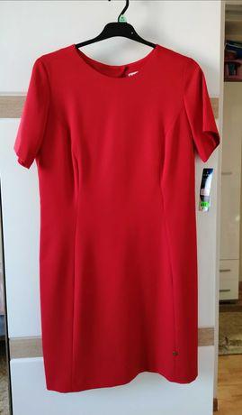 Nowa z metka sukienka de facto roz. 46 wesele święta sylwester