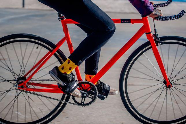 Bicicleta Fixie como nova!