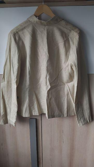 komplet marynarka +spódnica roz46