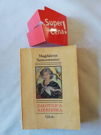 """książka """"zalotnica niebieska"""" Magdalena Samozwaniec"""