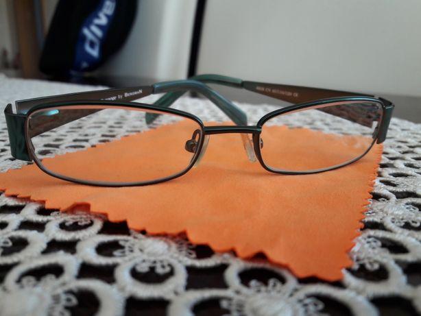 Okulary/oprawki dziecięce orange by Bergman