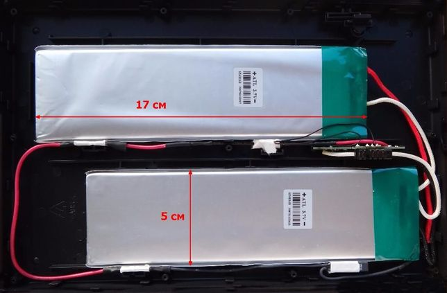 Аккумулятор Li-ion ATL 6548168 оригинал 3.7V