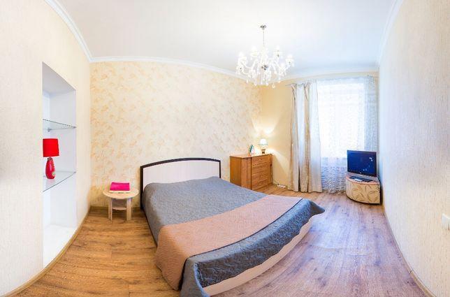 Отличная квартира в Центре! Посуточно Харьков