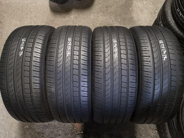 Opony letnie 255/40/20 Pirelli 4szt 6,5mm